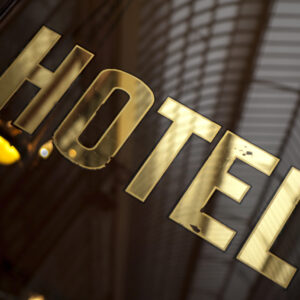 Products and Services for Hotels