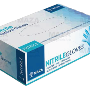 MAZA Nitrile Examination Gloves